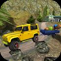 Offroad Cargo Trailer Jeep – Uphill Prado Drive icon