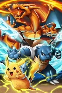Best Pokemon For Wallpaper Art - náhled