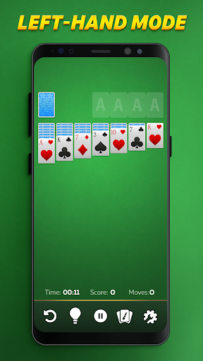Solitaire Play – Classic Klondike Patience Game  screenshots 2