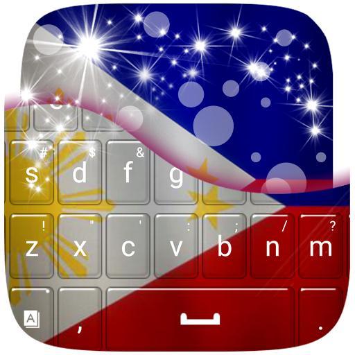 フィリピンのキーボード 個人化 App LOGO-硬是要APP