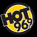 HOT 96.9 Spokane icon
