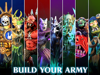 Warhammer Age of Sigmar: Realm War APK screenshot thumbnail 14