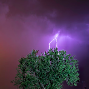 El rayo by Lourdes Ortega Poza - Landscapes Weather (  )