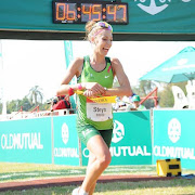 FILE IMAGE: Gerda Steyn became the third South African woman this century to win the Two Oceans Marathon.