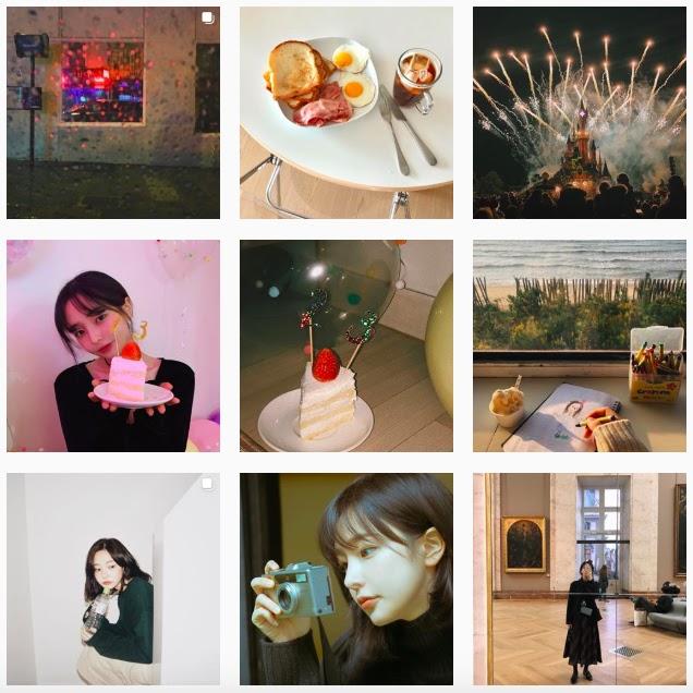 Hwamin Instagram