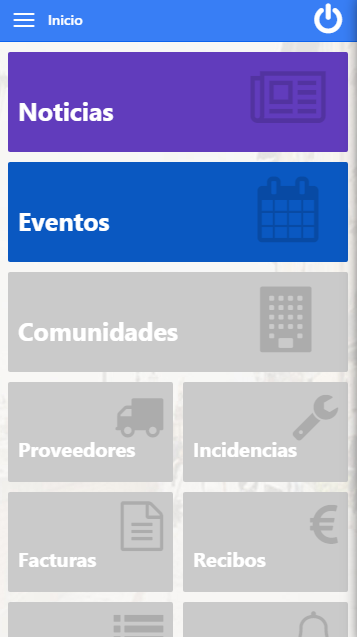 tuComunidad.com- screenshot