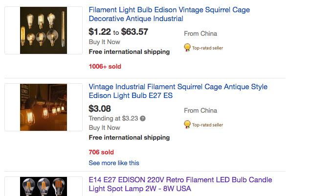 Popularity Sort for eBay™