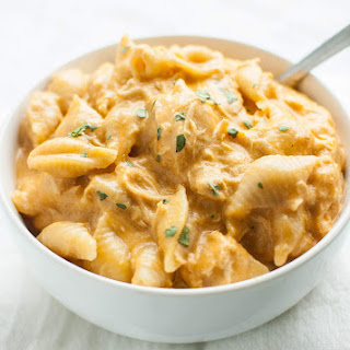 Slow Cooker Buffalo Chicken Mac and Cheese