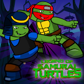 Legend of Samurai Turtles