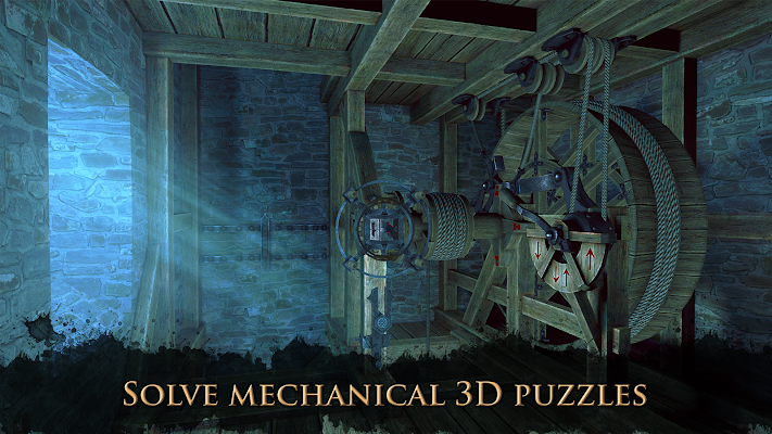 The House of Da Vinci 2 Screenshot Image
