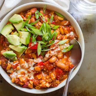 Tempeh Chili Recipes.