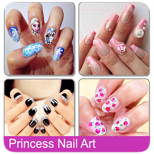 App Insights Princess Nail Art Apptopia