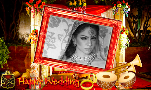 Wedding Photo Frames HD (Blur) - náhled