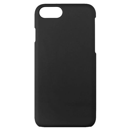 KEY Premium Coated Case iPhone 7/8 Sort