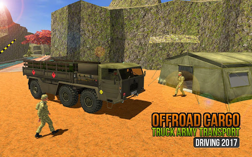 US Offroad Army Truck Driving Army Vehicles Drive 1.0.8 screenshots 2