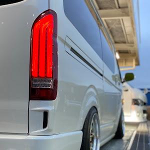 ハイエースバン TRH200K のカスタム事例画像 りきさんの2020年03月08日15:27の投稿