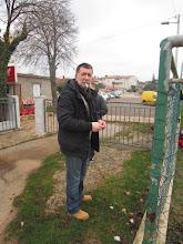 Photo: Početak priprema ne može bez navijača - Lanča Đenaro