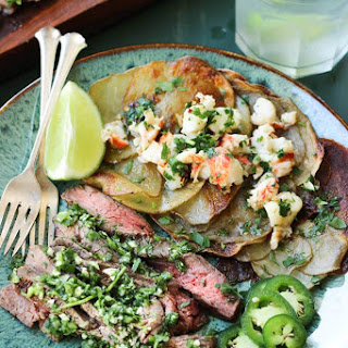 Latin Surf and Turf Recipe