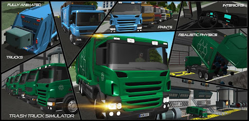 Trash Truck Simulator for PC