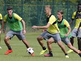Anderlecht : Dennis Praet effectue son retour dans l'équipe