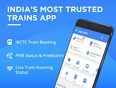 IRCTC Train Booking & Indian Railway PNR Status Mod