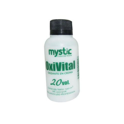 Agua Oxigenada Mystic 20 Vol 120 Ml (P1001)