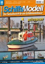 Photo: 1/5 Seenot-Rettungsboot  Ernst-H. Schlüter  Germany Ein schönes Titelbild mit einem unserer Skipper!