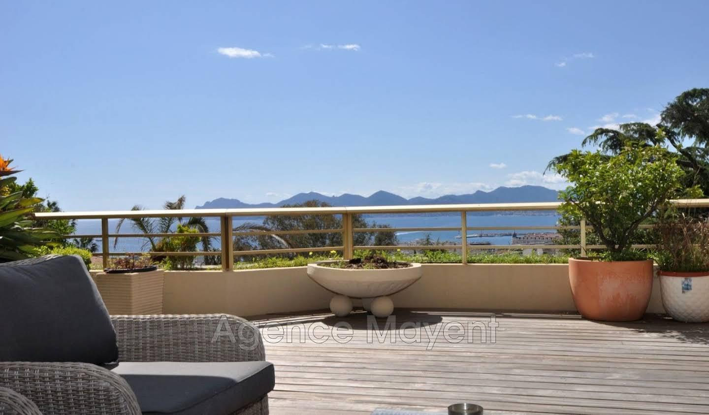 Appartement avec terrasse et piscine Cannes