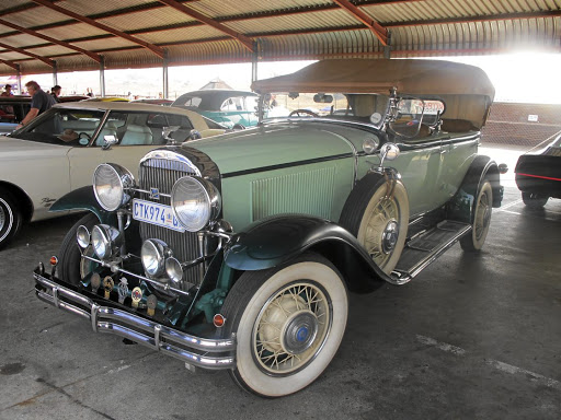 This beautiful Buick is an excellent example of high quality restoration. Picture: ROGER HOUGHTON