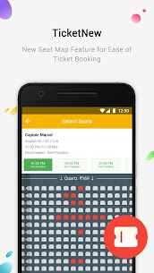 TicketNew – Movie Ticket Booking  App Download For Android and iPhone 3