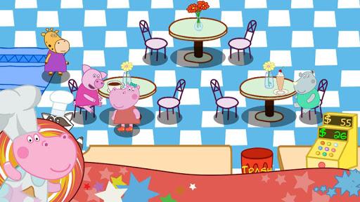 Kids cafe. Funny kitchen game apktram screenshots 4