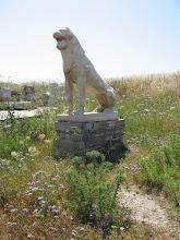 Photo: Delos Lion