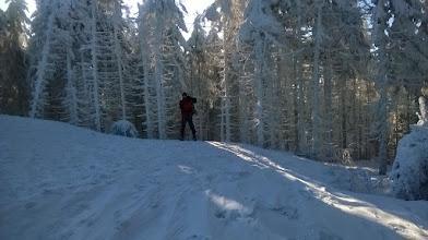 Photo: Magurka Wiślana - ostatnia prosta
