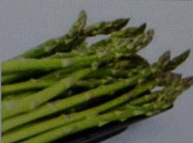 CHOOSE: Asparagus spears that are crisp, round and straight, with tight pointed tips that have...