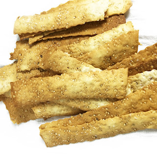 Sesame Seed Crackers Recipes.