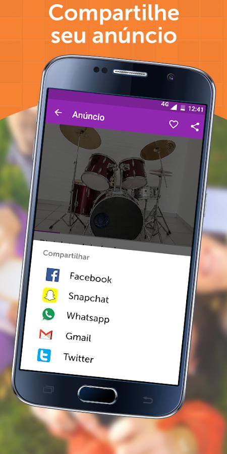 Screenshots of OLX Brasil - Comprar e Vender for iPhone