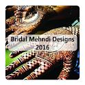 Bridal Mehndi Designs 2016 icon