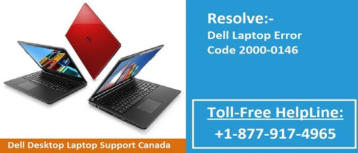Fix Error Code 2000-0146 on Dell Laptop