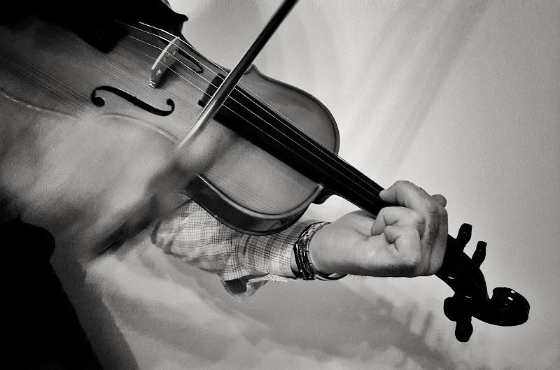 Il violinista virtuoso di Massimo_Vitellino