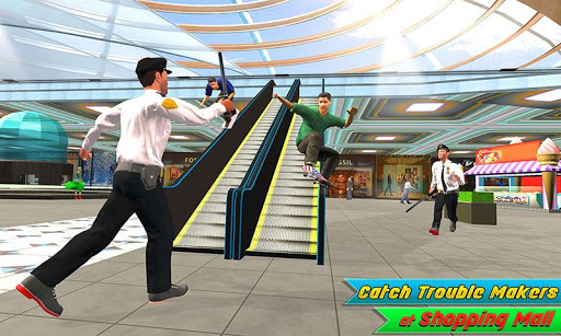 Mall Cop Duty Arrest Virtual Police Officer Games 6 screenshots 5
