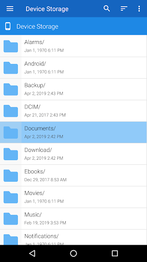 File Viewer for Android 3.0.1 screenshots 1