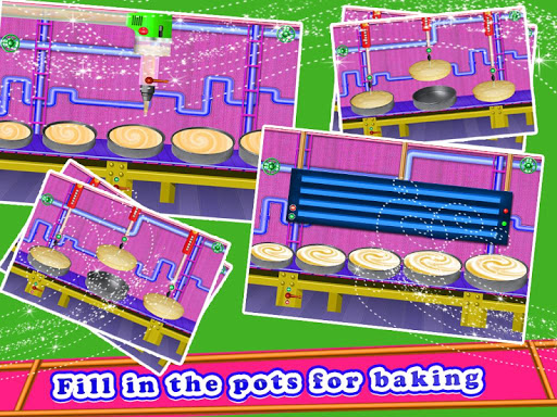 Wedding Cake Maker Factory  screenshots 19