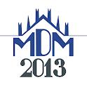 IEEE MDM 2013 icon