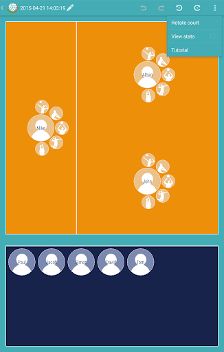 Volleyball stats for coach 1.0 screenshots 16