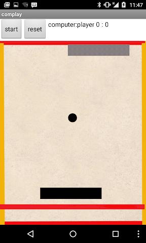 android 창민이의 Ping? Pong! Screenshot 4