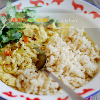 Crab Meat Curry Recipes