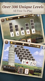 Solitaire Quest- screenshot thumbnail