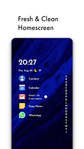 niagara launcher 🔹 fresh & clean screenshot 1