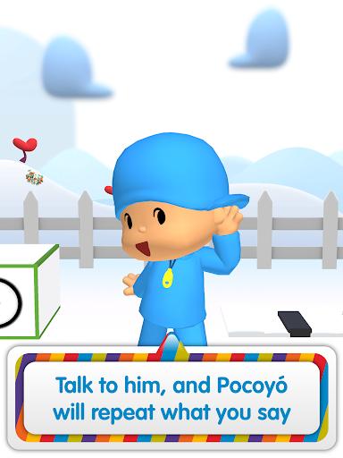 Talking Pocoyo 2 | Kids entertainment game!  screenshots 12