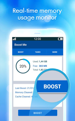 Boost Me - Memory Booster - screenshot